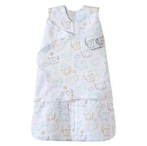 HALO SleepSack NB Wearable Zip Swaddle Blanket